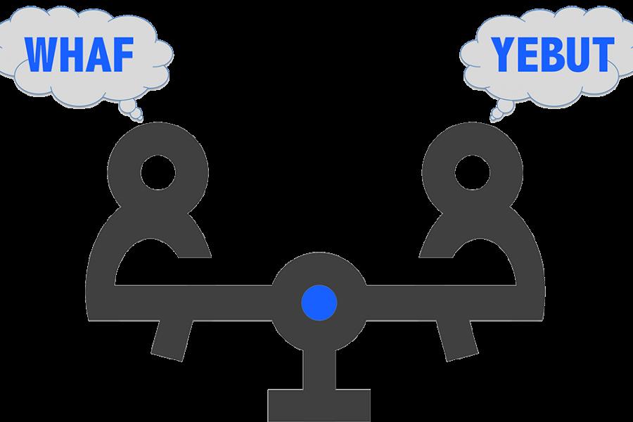 'WHAFS' & 'YEBUTS'